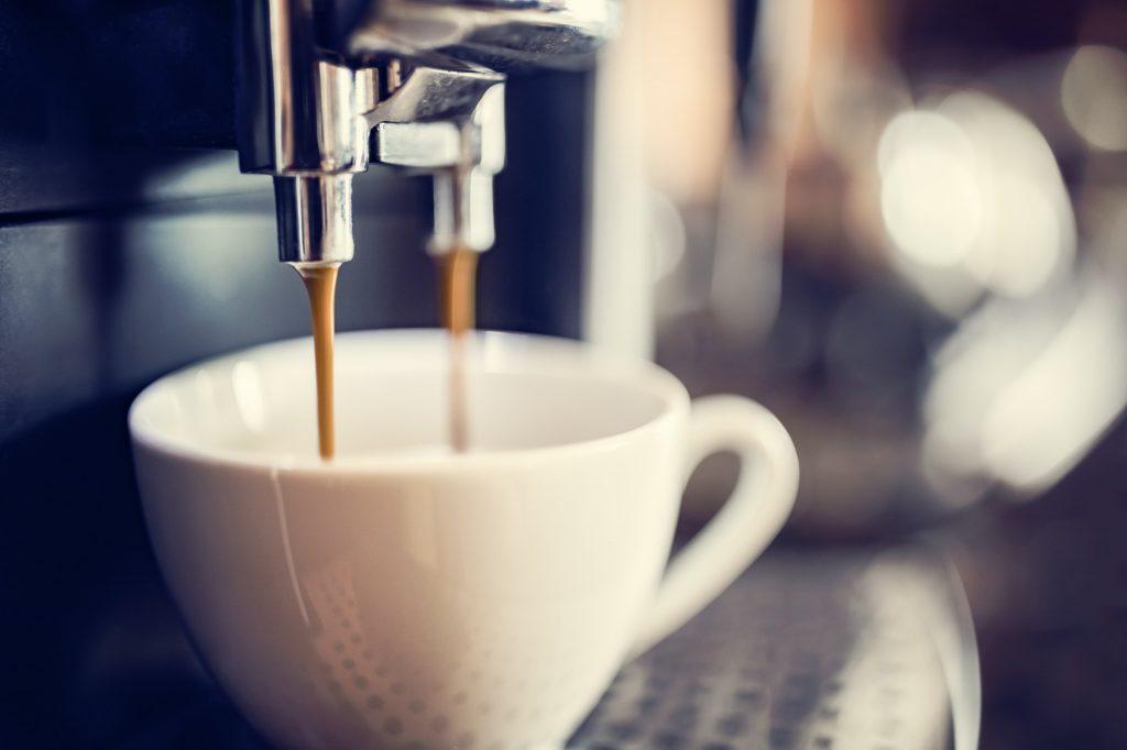 Reparatur und Wartung von Kaffeevollautomaten